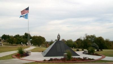 Oklahoma Military Academy KIA Memorial Photo, Click for full size
