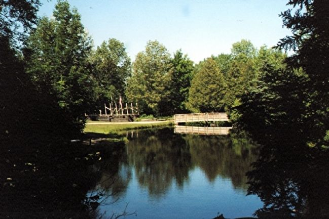 Mill Creek Pond image. Click for full size.