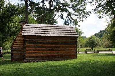 Other View - - Replica Cabin image. Click for full size.