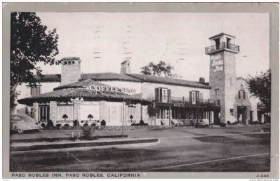 Postcard View of The Paso Robles Inn image. Click for full size.
