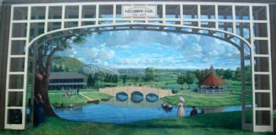 Millbrook Park Mural image. Click for full size.