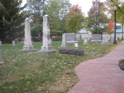 Main Street Cemetery image. Click for full size.