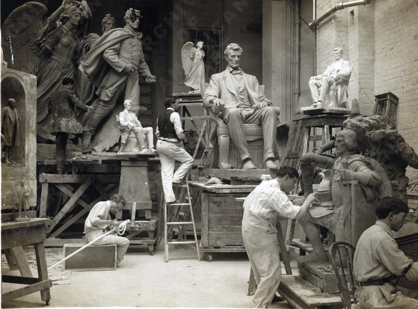 Workshop of Adolph Weinman