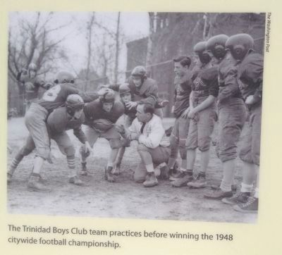 Trinidad Boys Club Team Photo, Click for full size