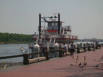 Riverboat Photo, Click for full size