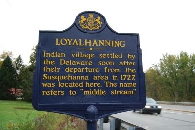 Loyalhanning Marker image. Click for full size.