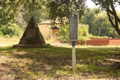 Village Academy / Furman Academy and Theological Institute Marker Photo, Click for full size