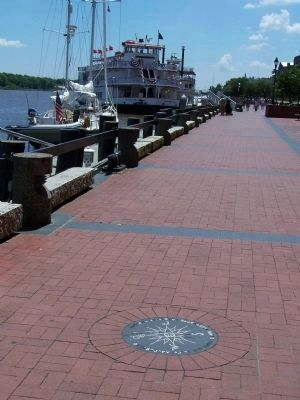 Savannah Waterfront image, Click for more information