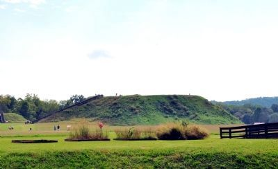 Etowah (Tumlin) Mounds Photo, Click for full size