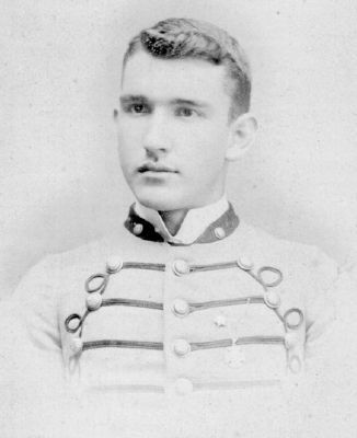 Unknown Cadet from Patrick Military Academy Photo, Click for full size