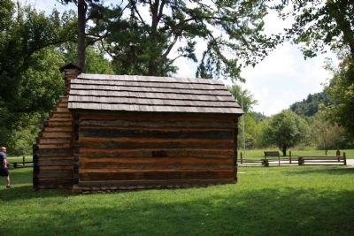Obverse - - Cabin image. Click for full size.