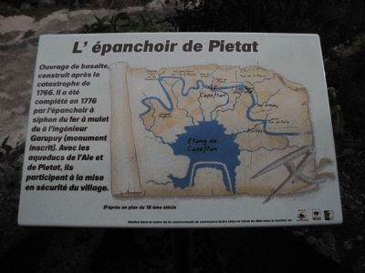 L��panchoir de Pietat Marker Photo, Click for full size