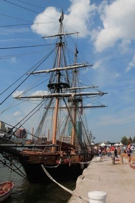 Flagship Niagara Marker Photo, Click for full size