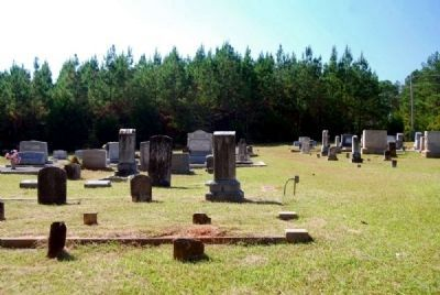 Gilgal UMC Cemetery image. Click for full size.
