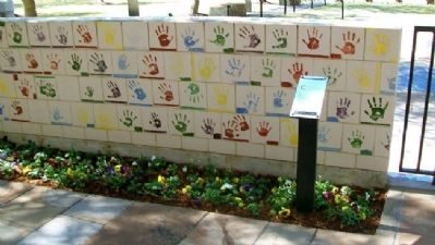 Children's Area Tiles and Marker Photo, Click for full size