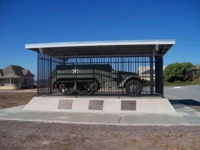 Company C 194th Tank Battalion Memorial image. Click for full size.