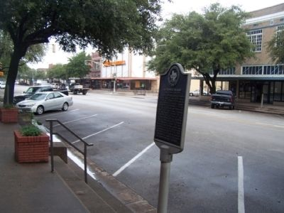 Alexander Beaton Marker along N Beaton Street image. Click for full size.