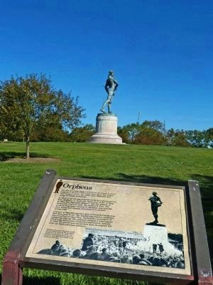 Orpheus Marker in its new location image. Click for full size.
