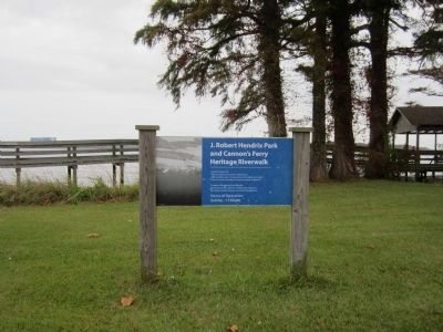 CWT marker is located in this park Photo, Click for full size