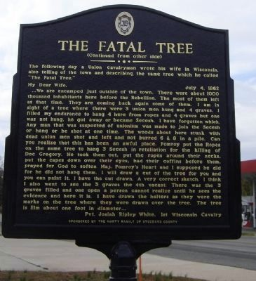 Back of Marker Photo, Click for full size