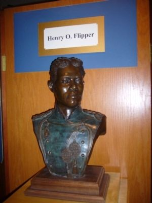 Henry O. Flipper Photo, Click for full size