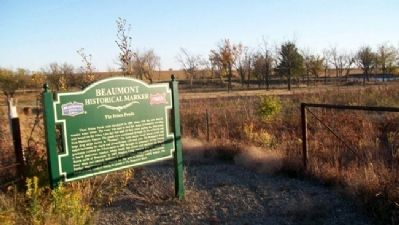 The Frisco Ponds and Marker Photo, Click for full size