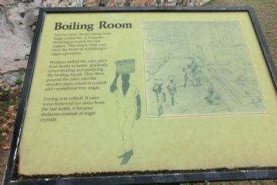 Boiling Room Marker image. Click for full size.