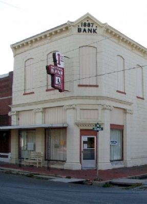 First State Bank image. Click for full size.