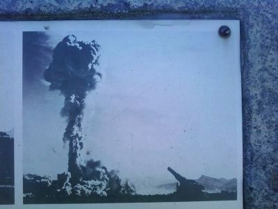280mm Heavy Motorized Gun M65 Marker detail - right photo Photo, Click for full size