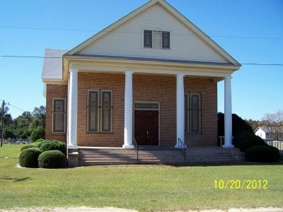 Midway Baptist Church image. Click for full size.