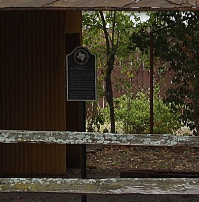 Old Welding Shop of H. C. Nicol Marker image. Click for full size.