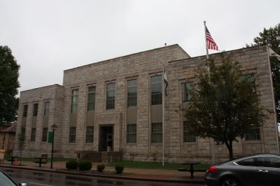 Raleigh County Courthouse image. Click for full size.