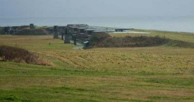 Some of the defenses at Fort Casey image. Click for full size.