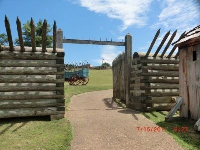 Fort Ligonier Marker Photo, Click for full size