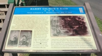 Harry Gilmore' Raid Marker image. Click for full size.