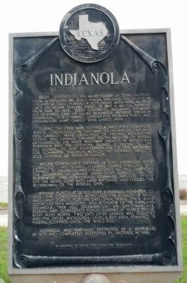 Indianola Marker image. Click for full size.