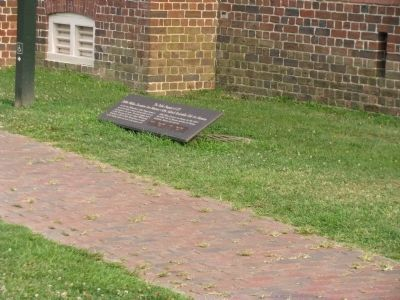 The Public Hospital of 1773 Marker Photo, Click for full size