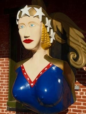 Freedom's Figurehead image. Click for full size.