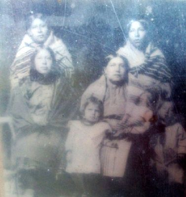 Photo of Osage on Changing Life Styles Marker image. Click for full size.