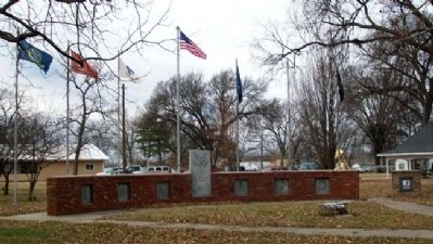 Frank E. Bellamy Memorial Photo, Click for full size
