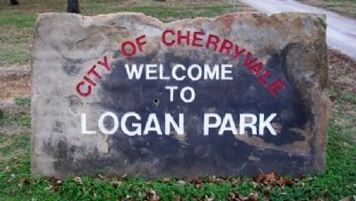 Logan Park, Cherryvale, Kansas Photo, Click for full size