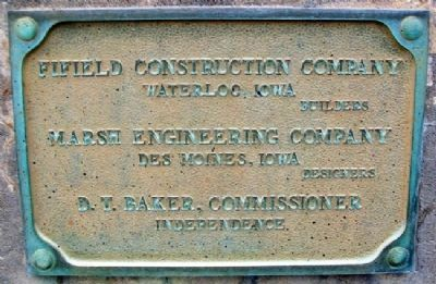 Dewlen - Spohnhauer Bridge Builder Marker Photo, Click for full size