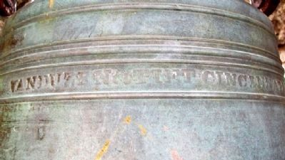 Normal Victory Bell Detail image. Click for full size.