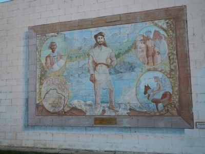 James Beckwourth Mural image. Click for full size.