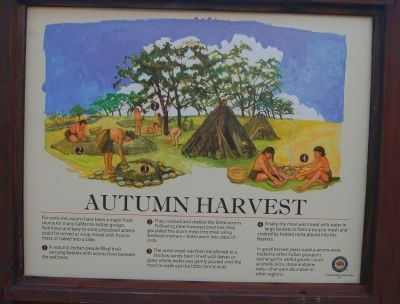 Autumn Harvest Marker image. Click for full size.