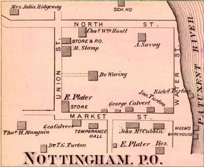 Town of Nottingham 1878 image. Click for full size.
