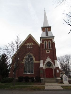 Constantine United Methodist Church Photo, Click for full size
