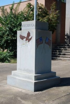 Royston, GA / U.S. Bicentennial Monument<br>Southeast Corner image. Click for full size.
