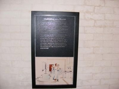 Fordyce Bathhouse Marker image. Click for full size.