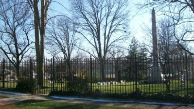 The Gray Family Cemetery and Marker image. Click for full size.
